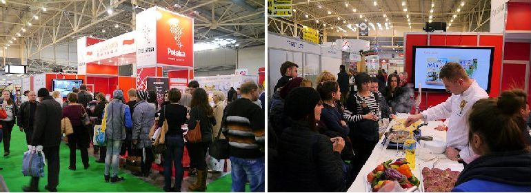 Targi World Food Ukraine 2014